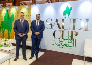 "Saudi Arabia is set to host the world's richest horse race — ""The Saudi Cup"""