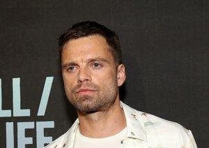 If Sebastian Stan isn't afraid of an oversized shirt, you shouldn't be