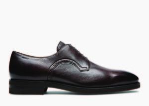Bally's modern take on men's dress shoes