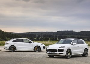 Porsche launches most powerful Cayennes ever