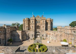 This Scotland castle may just be the ultimate bachelor pad and it's for sale