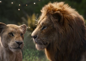 The Lion King is the highest grossing animated film ever despite rocky reviews