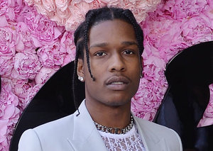 A$AP Rocky has been found guilty but he's not going to prison