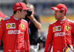 Is Sebastian Vettel safe? Ferrari reveal 2020 driver decision