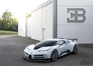 Meet Bugatti's new hypercar, the Centodieci [Gallery]