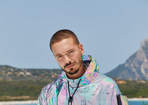 Colombian Reggaeton star J Balvin will perform at Abu Dhabi Showdown week