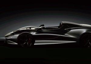 McLaren to create $1.8 million open-cockpit car by 2021