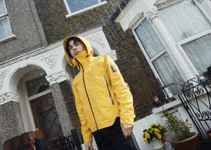 Adidas unveil MYSHELTER collection of urban jackets