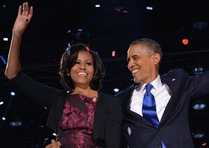 The Obamas' first documentary is about US factories working under Chinese management