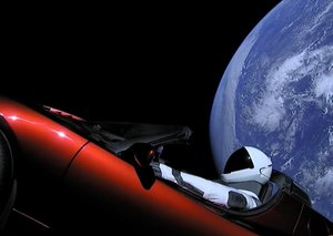 Elon Musk's space Tesla just orbited the sun