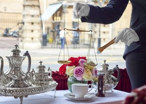 At $200 a cup, this might be the most expensive cup of tea in the world