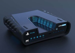 Here's what the upcoming PlayStation 5 may look like