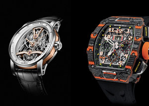Patek Philippe to Hublot: The most expensive one of a kind watches you can buy this year