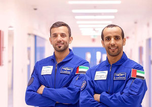 Why UAE astronauts are taking everything from poetry to plant seeds to space