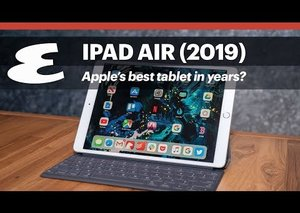 New Video: Apple iPad 11 inch 2019 review