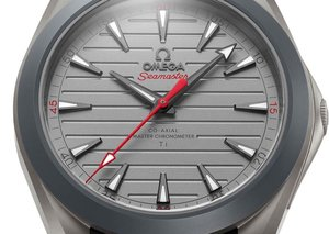 Omega unveils its lightest Seamaster yet, and it's your perfect golfing companion