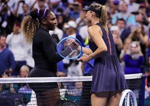 Serena Williams, Maria Sharapova rekindle 'rivalry' at US Open?