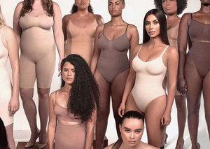 Kim-Oh-No: Kim Kardashian has finally revealed the new name for her shapewear line
