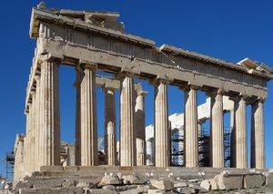 Greece wants to borrow part of the Parthenon