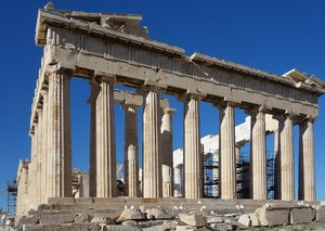 Greece wants to borrow part of the Parthenon