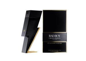 Carolina Herrera launches new Bad Boy fragrance for men