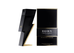 Carolina Herrera launches new Bad Boy fragrance for men