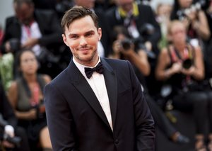 Nicholas Hoult has the perfect watch for the Venice Film Festival red carpet