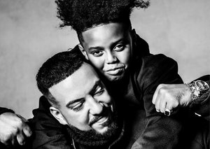 French Montana: 'my son could do a better job than Trump'