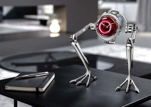 MB&F's $22,700 masterpiece draws inspiration from black holes, spaceships and dinosaurs