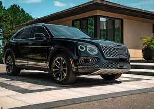 The $500k armoured Bentley can handle everything from massages to machine guns