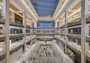 The Galleria Al Maryah Island has officially opened its stunning new extension