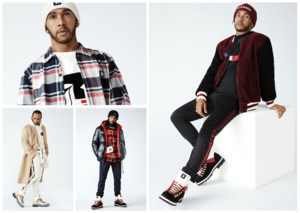 Tommy Hilfiger unveils the latest TommyXLewis Fall 2019 collection