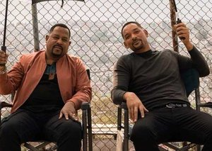 Will Smith and Martin Lawrence are back with a new Bad Boys movie