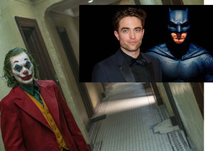 Will Pattinson's Batman meet Joaquin Phoenix's Joker?