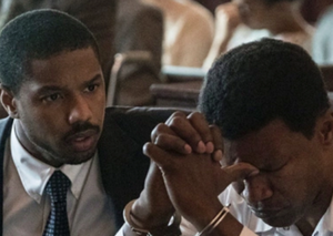 Michael B. Jordan and Jamie Foxx lead the powerful first trailer for 'Just Mercy'