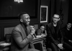 Ermenegildo Zegna celebrates new campaign with Mahershala Ali
