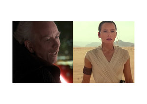 New Star Wars leak suggests Rey and Palpatine are related