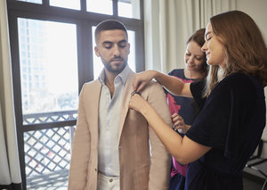 Get the ultimate male shopping experience with Mr. Draper and Vida Emirates Hills in Dubai