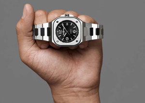 Bell & Ross' $4,500 BR 05 sports collection may be the perfect urban watch