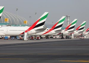 Emirates to have fewer flights to China as coronavirus spreads