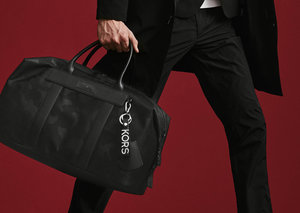 Michael Kors men's dives into the world of sport-luxe