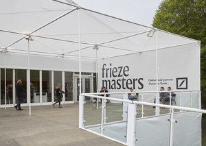 Richard Mille and Frieze meet at crossroads of contemporary art