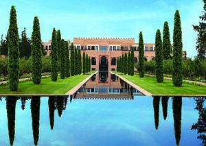 There's a new five-star hotel in Morocco—The Oberoi, Marrakech