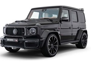 Brabus' $670,000 G-Class is the most powerful SUV in the world