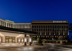 This might be the most glamorous airport hotel in the world