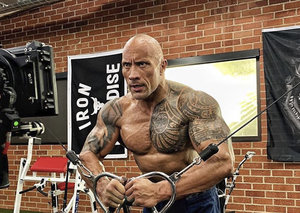 The Rock is throwing a big fitness festival next year