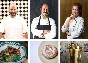 The next #ThreeChefsDinner is scheduled for November