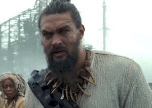 Watch the first trailer for Jason Momoa's AppleTV+ series