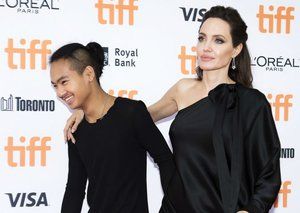 Angelina Jolie's son Maddox on his relationship with dad Brad Pitt