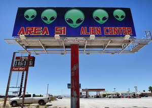 Storming Area 51 has been cancelled and turned into a music event